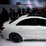 Japán vevőé lett a 250 ezredik kecskeméti Mercedes