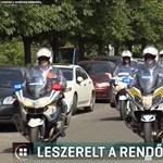 Korábban a rendőrség reklámarca volt, már Ausztriában dolgozik