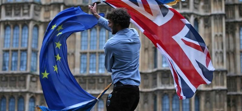 Brexit: egyre kapósabb az arany