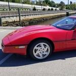 Gaben is megirigyelné: 2400 km-t futott 30 éves Corvette keresi új gazdáját