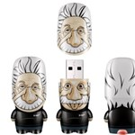 Mimobot USB Einstein alakjában