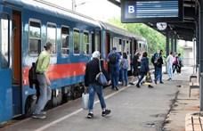 Veszélyes anyag szivárgott: leállt a vonatközlekedés Soroksár és Dunaharaszti között