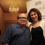 Kép: ettől a nőtől költözött el 30 év után Danny De Vito