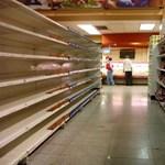 A brit rendőrség is aggódik, hogy kiürülnek a boltok a Brexit után