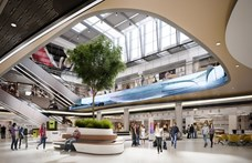 A jövő városa: hamarosan megnyílik Budapest első okos bevásárlóközpontja