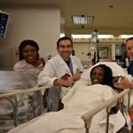 Hat gyereket szült meg alig kilenc perc alatt egy texasi nő