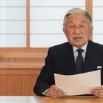 Ritka lépésre szánt el magát a japán császár, de nem mondott le