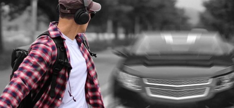 Megelőzheti a halálos baleseteket a Samsung új fejhallgatója