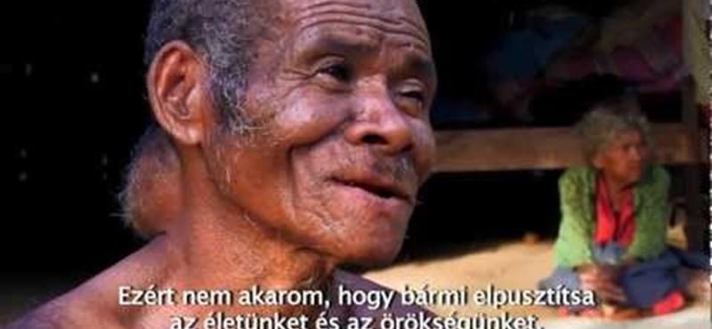 A falu, amely elutasítja a civilizációt – videó