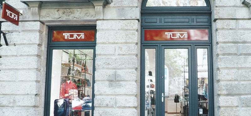 Budapestről terjeszkedik tovább a luxuscikkeket gyártó TUMI