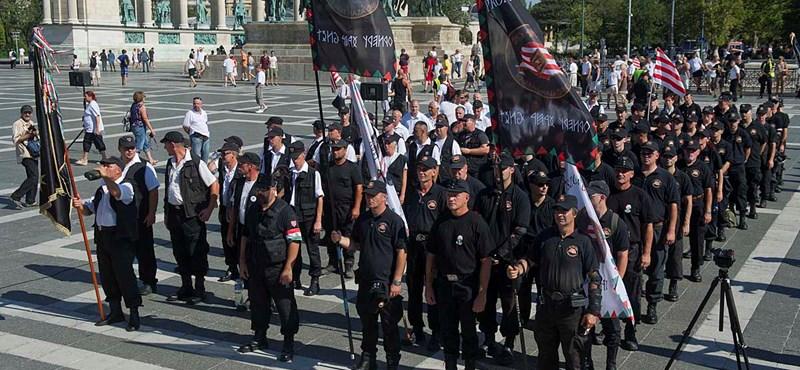 Bizonyítania kell, hogy náci a Jobbik