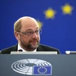 Rettegj, Martin Schulz, Nógrádi György szerint nincs programod