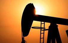 Több mint 5 százalékkal esett a kőolaj ára egyetlen nap alatt