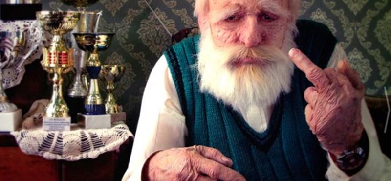 A nagyapám esete a Red Bullal