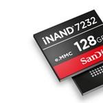 Süllyesztőbe küldheti a 16 GB-os telefonokat a SanDisk