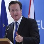 Belpolitikai feszültség lett Cameron EU-vétójából