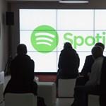 Új kottából fog játszani az eddig veszteséget veszteségre halmozó Spotify