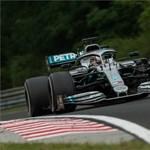 Hamilton pályacsúcsot ment a Hungaroringen