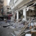 Tizenhat embert vettek őrizetbe a 137 ember halálát okozó bejrúti robbanás miatt