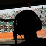 Roland Garros: az első hét képekben - Nagyítás fotógaléria