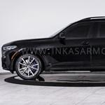 Kézigránáttól is véd a golyóálló új BMW X7