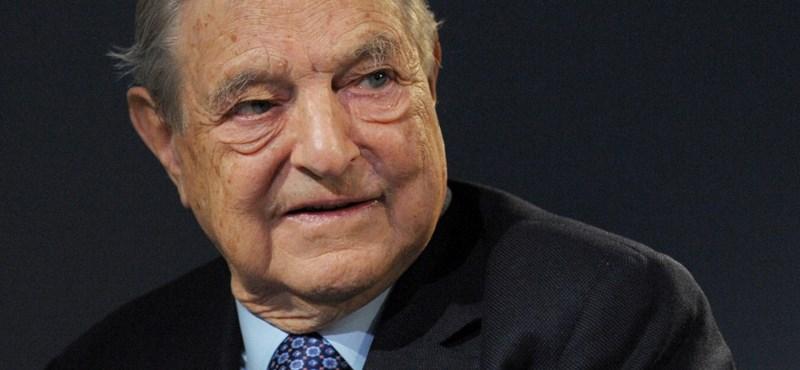 Annyira örülnek a CEU-nak Bécsben, hogy kitüntetik érte Soros Györgyöt