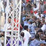 Addisz-abebai robbantás: 83 sebesült