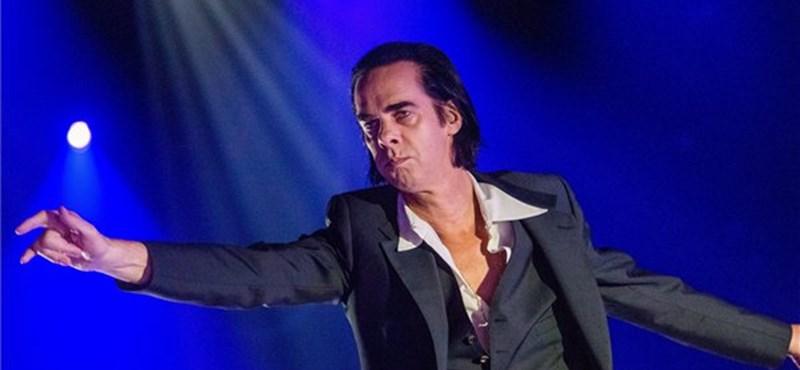 Lefújta a Nick Cave & The Bad Seeds a 2021-es turnéját, elmarad a budapesti koncert is