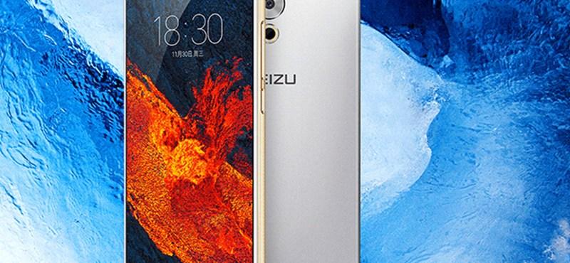 Az egyik kínai gyártó egy nagyon ütős Galaxy S7-klónt csinált