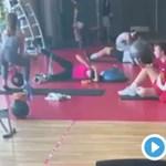Kitiltottak egy férfit egy fitneszklubláncból, miután kikerült róla egy igen kínos videó