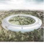Építkezik az óriás: ilyen lesz az Apple új irodaháza?