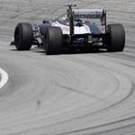 Maldonado nyerte az Európa Nagydíj első szabadedzését
