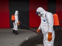Törökpirosítót ajánl a türkmén elnök a koronavírusra