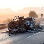 Halálos balesetet okozott Calais-nál a migránsok útakadálya