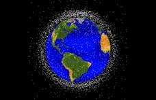 Öt éven belül 10 000 műholdat lőne fel Kína