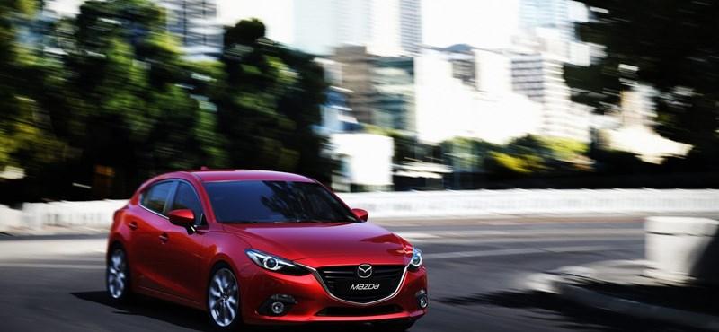 Bemutatták az új Mazda 3-at