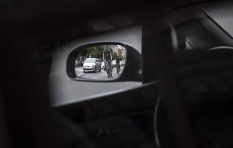 Létezik autós-bringás-béke? És Budapesten is?