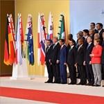 Csekélyke GDP-növekedés a G20-csoportban