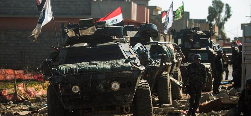 Moszul ostroma: döbbenetesen sok civil halott