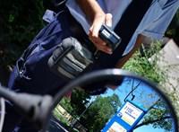 Parkolóőrökre lövöldözött: két év négy hónap