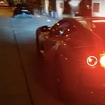 Videó: így vette birtokba 800 lóerős új Ferrariját a budapesti milliárdos
