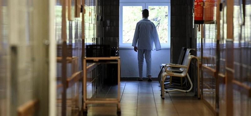 Az EU-ban a magyarok töltik a legtöbb napot kórházi ágyban fekve