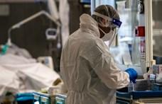Közel ezer ember halt meg egy nap alatt koronavírusban Olaszországban