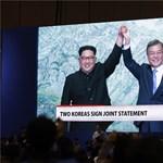 Hivatalosan is véget érhet a koreai háború és indulhat az atommentesítés