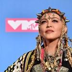 Ritka fotót osztott meg Madonna a hálaadásra