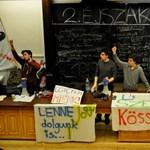 Ma kezdődik: flashmob sorozatot terveznek az egyetemfoglalók