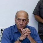 Nyolc hónapra ítélték a volt izraeli miniszterelnököt