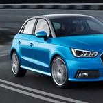 Megújult a legkisebb Audi