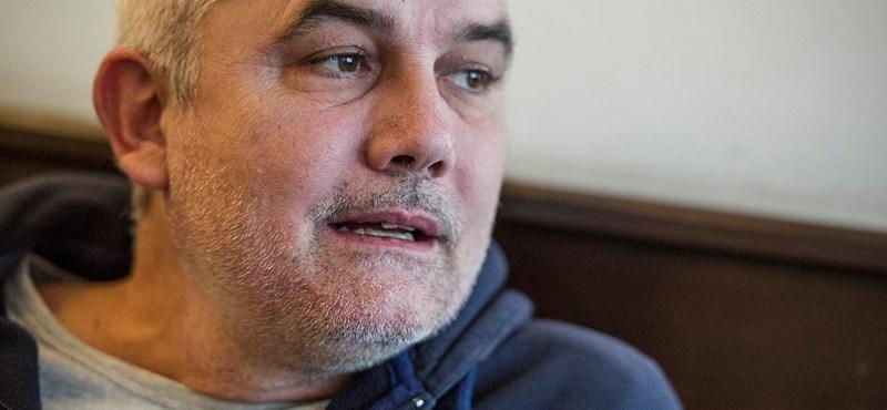 """Darvasi László: """"Ma délután kettőkor megettem egy férfit"""" – Élő írók társasága 16. rész"""