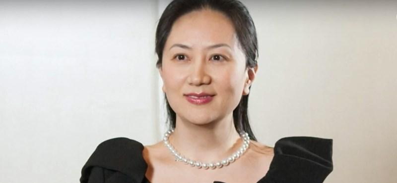 Reagált a Huawei: nem értik, miért tartóztatták le a pénzügyi igazgatót, de cáfolnak